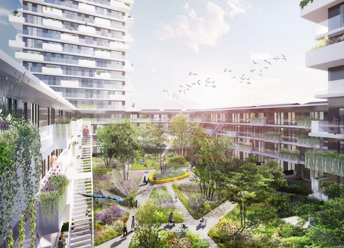Imagine Parkstad Zuid Rotterdam